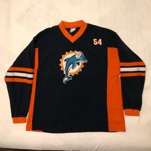 Miami Dolphins Zach Thomas Sweatshirt